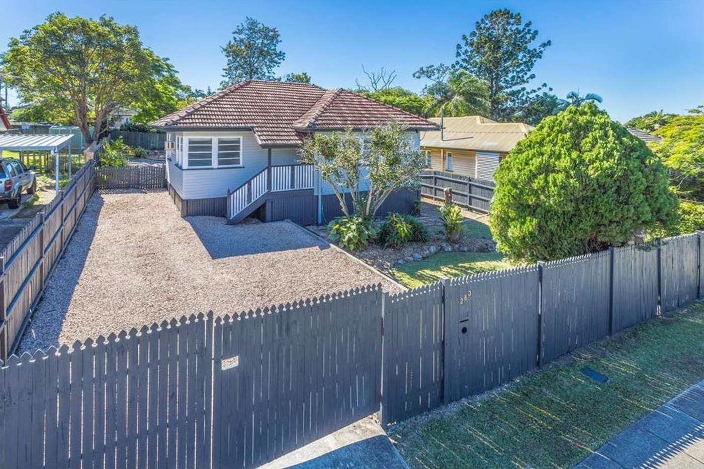 Main view of Homely house listing, 283 Hamilton Road, Chermside QLD 4032