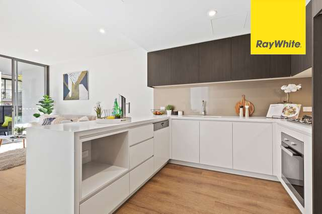 A303/28-34 Carlingford Road, Epping NSW 2121