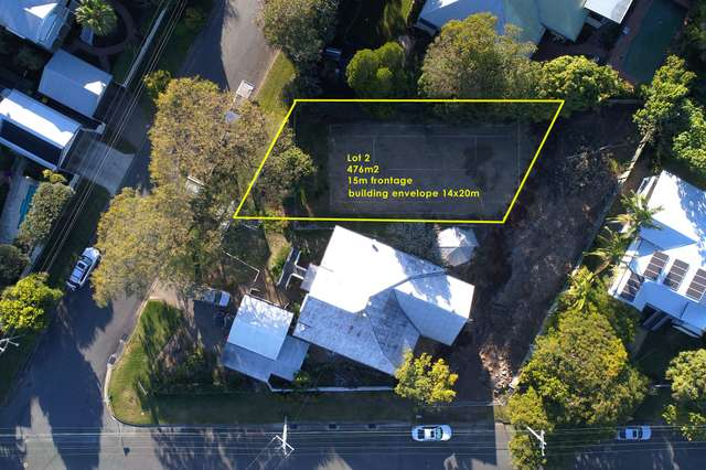 LOT 2 (Proposed)/46 Bentinck Street, Sherwood QLD 4075