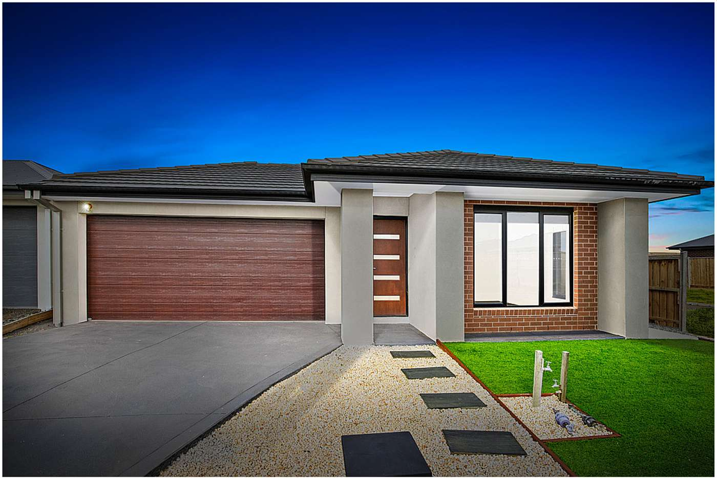 Main view of Homely house listing, 44 Cloudburst Avenue, Wyndham Vale VIC 3024