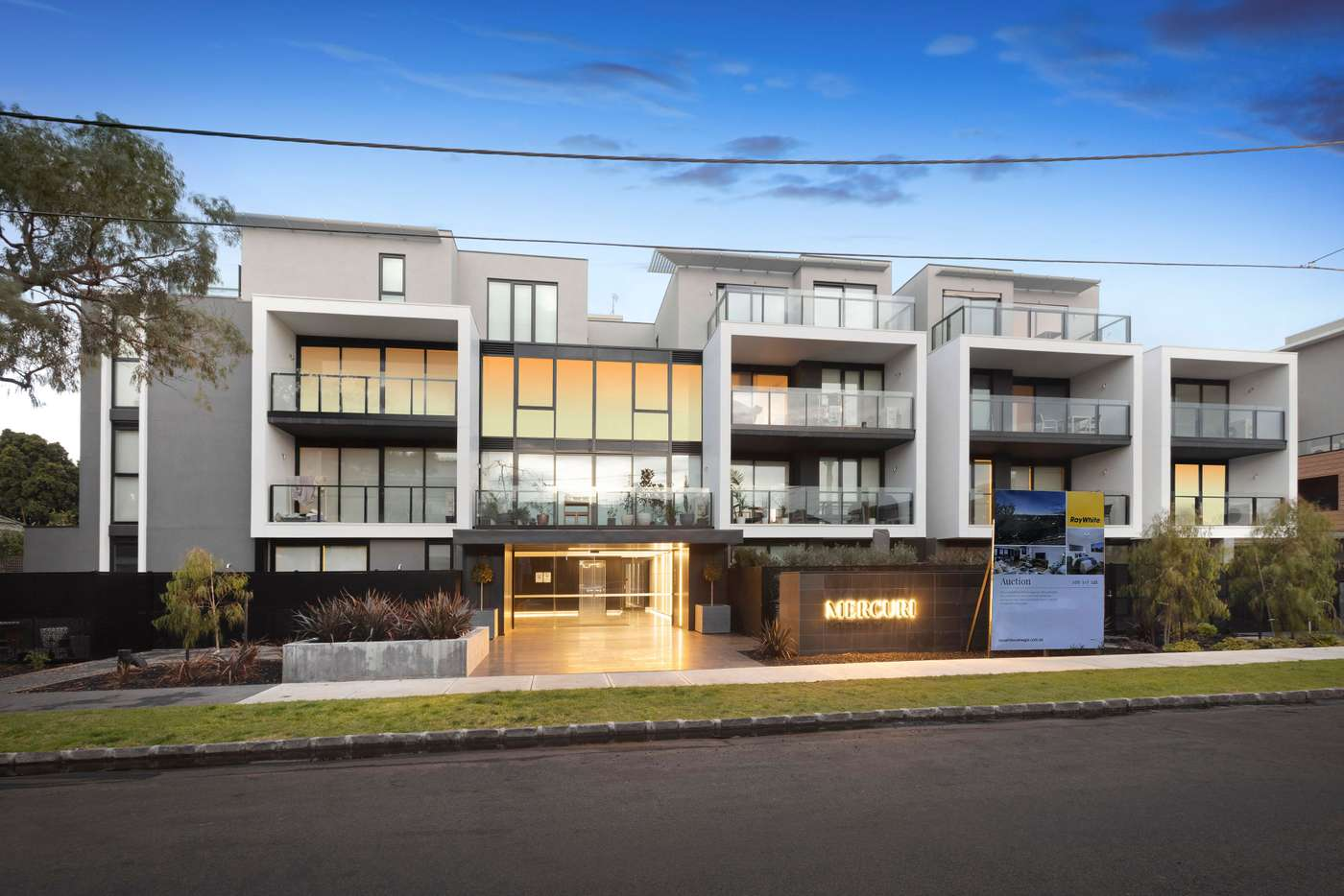 Main view of Homely apartment listing, 107/8 Elliott Avenue, Carnegie VIC 3163