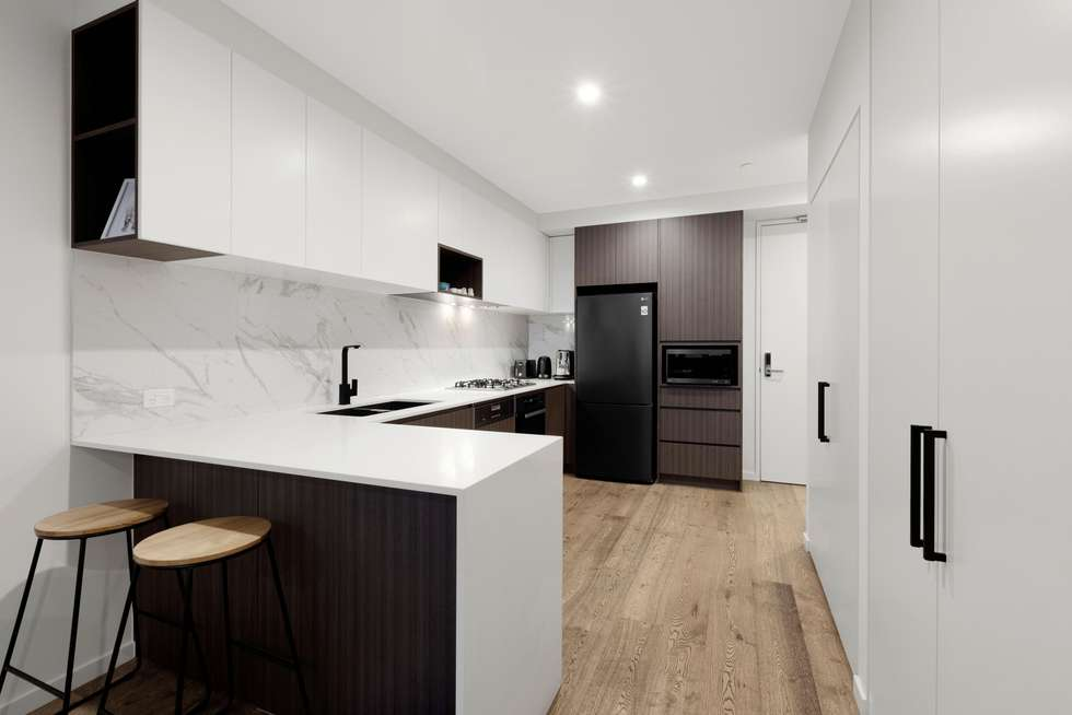 Second view of Homely apartment listing, 107/8 Elliott Avenue, Carnegie VIC 3163