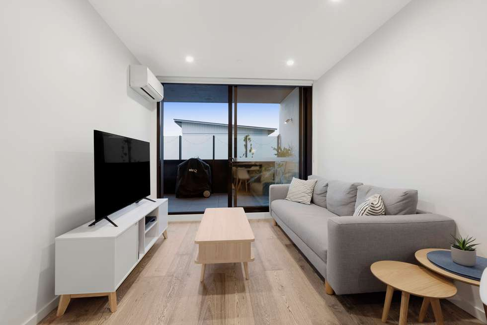 Third view of Homely apartment listing, 107/8 Elliott Avenue, Carnegie VIC 3163