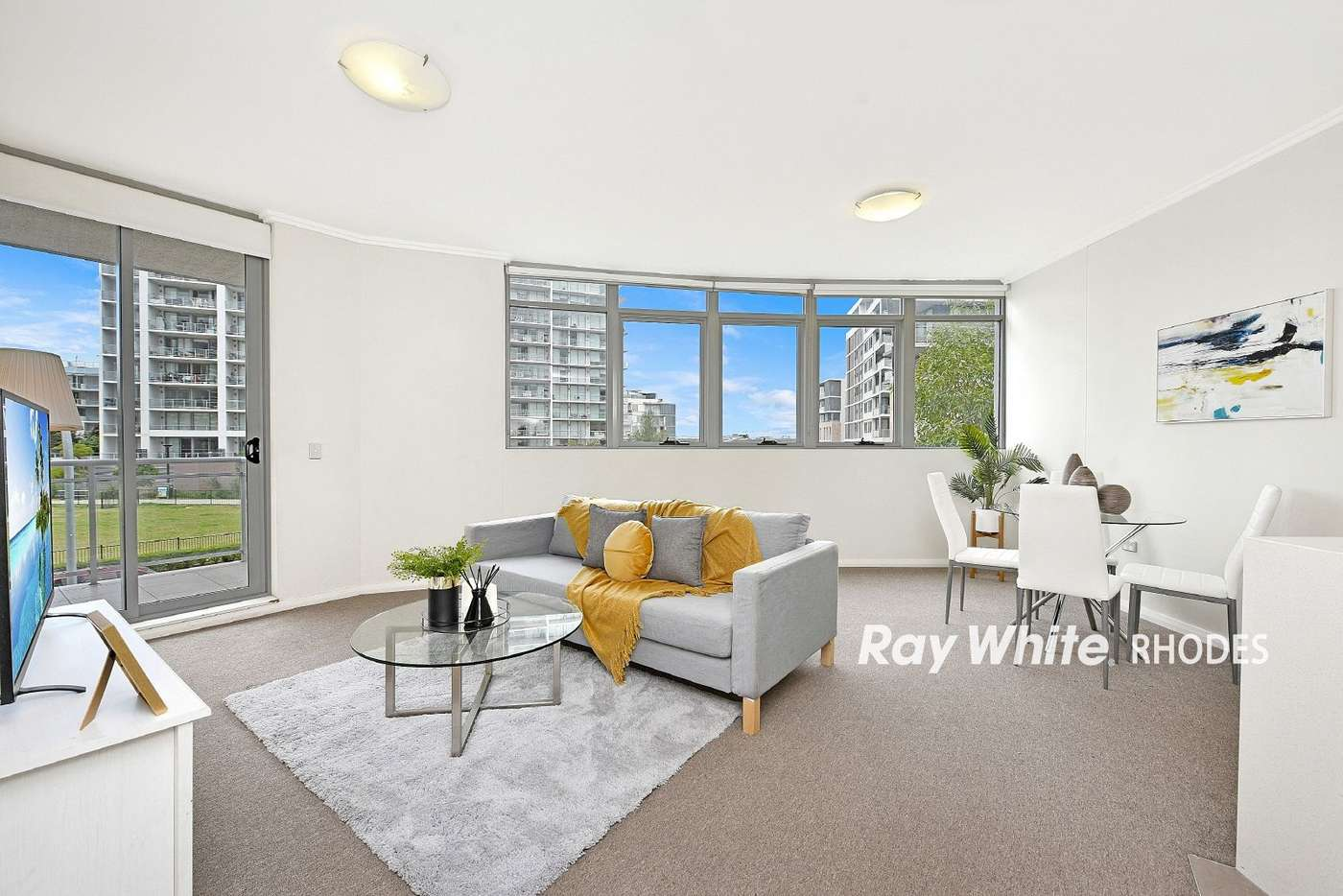 Main view of Homely apartment listing, 78/38 SHORELINE Drive, Rhodes NSW 2138