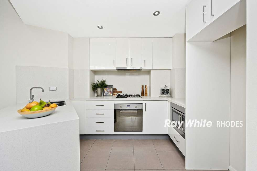 Second view of Homely apartment listing, 78/38 SHORELINE Drive, Rhodes NSW 2138