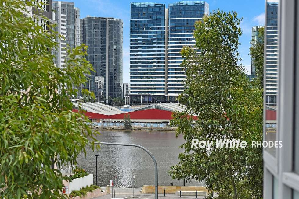 Third view of Homely apartment listing, 78/38 SHORELINE Drive, Rhodes NSW 2138