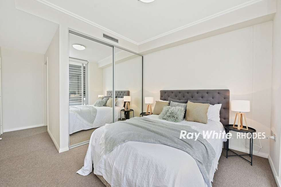 Fourth view of Homely apartment listing, 78/38 SHORELINE Drive, Rhodes NSW 2138