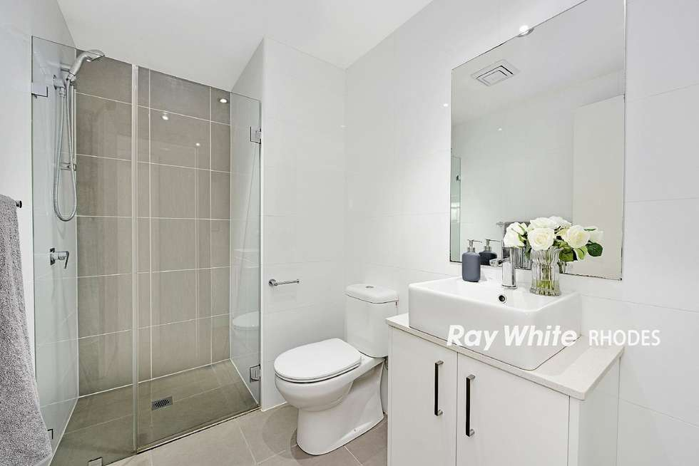 Fifth view of Homely apartment listing, 78/38 SHORELINE Drive, Rhodes NSW 2138
