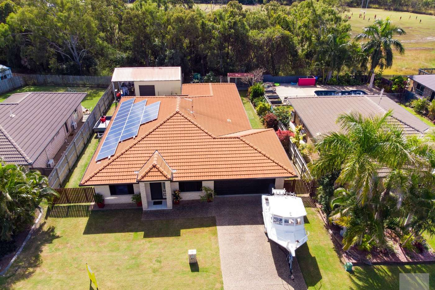 Main view of Homely house listing, 63 Bottlebrush Drive, Lammermoor QLD 4703