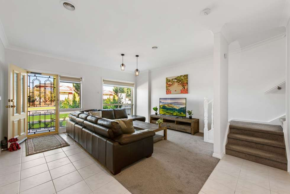 Second view of Homely townhouse listing, 2/156 Copernicus Way, Keilor Downs VIC 3038