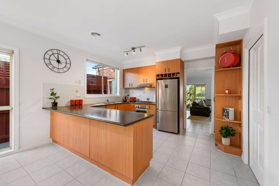 Third view of Homely townhouse listing, 2/156 Copernicus Way, Keilor Downs VIC 3038