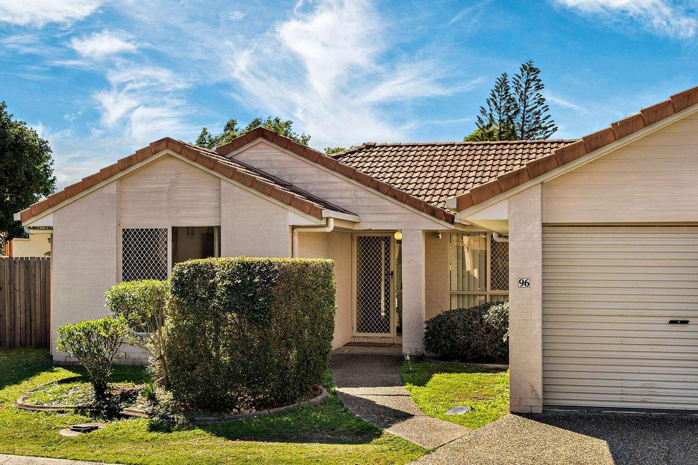 Main view of Homely villa listing, 96/134 Hill Road, Runcorn QLD 4113