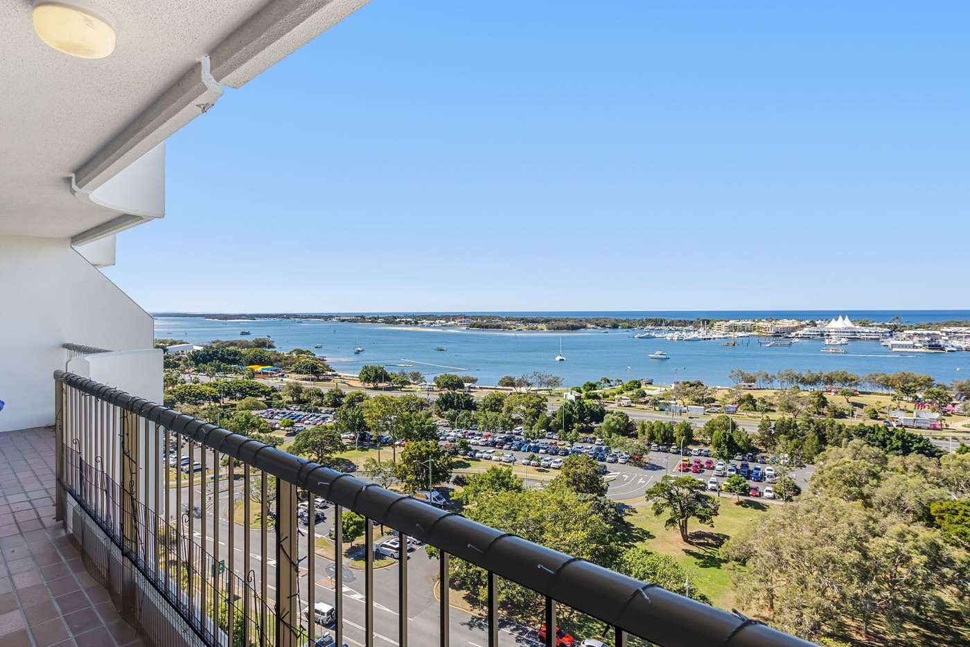 Main view of Homely unit listing, 14F/10 Marine Parade, Southport QLD 4215