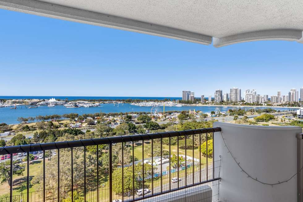 Second view of Homely unit listing, 14F/10 Marine Parade, Southport QLD 4215