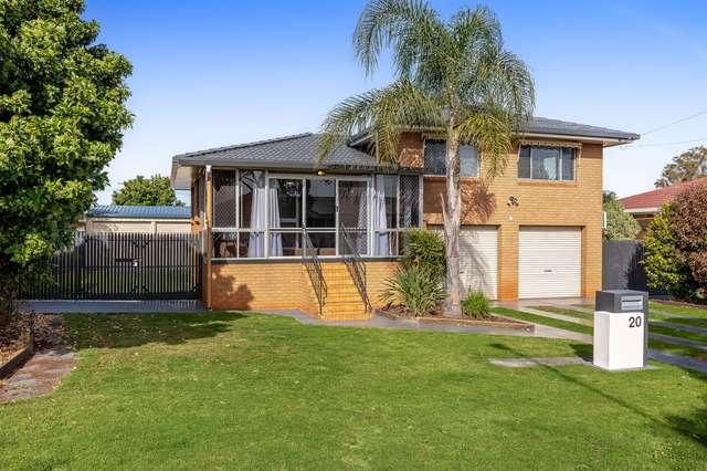 20 Beryl Street, Wilsonton QLD 4350
