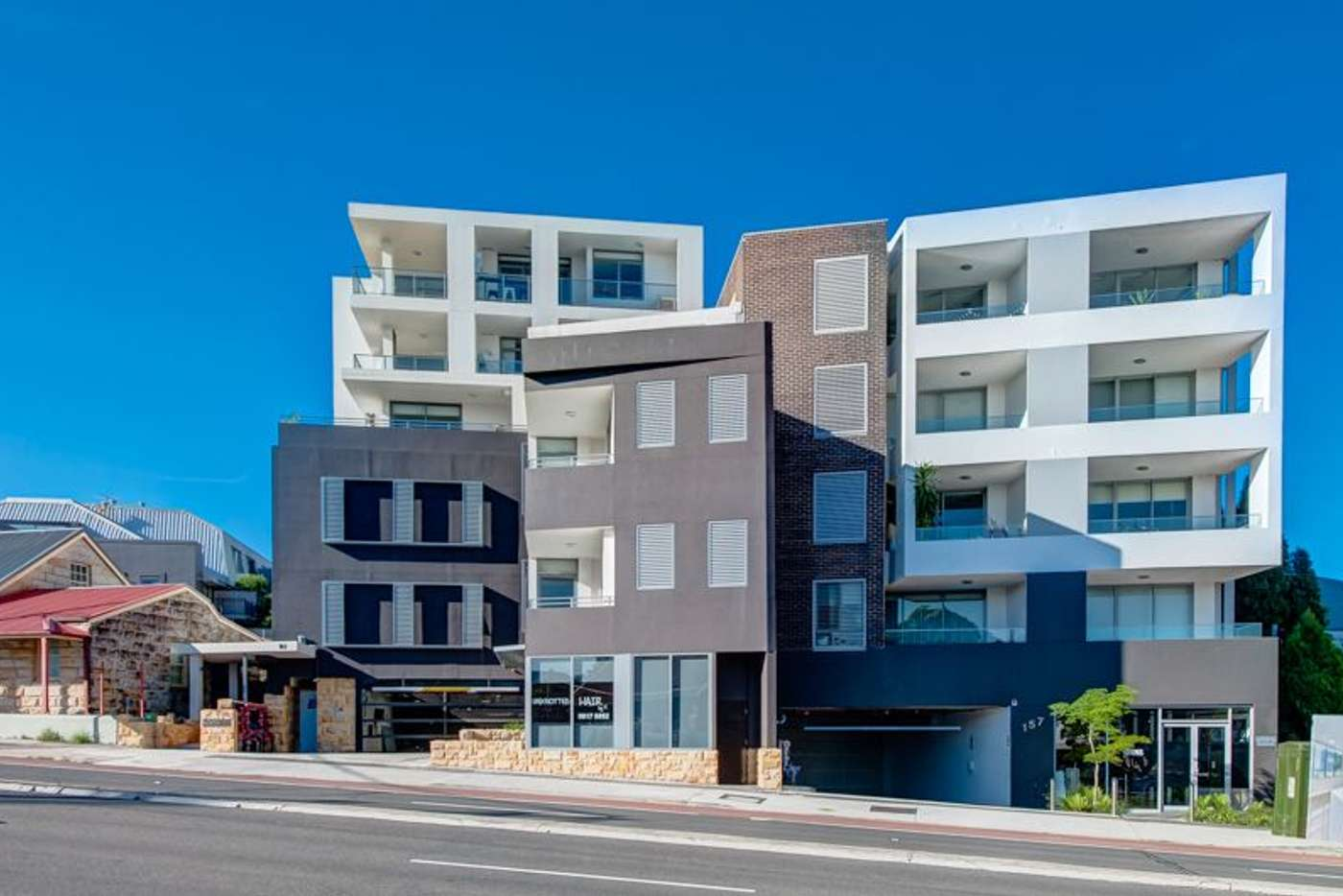 Main view of Homely apartment listing, 101/161 Victoria Road, Gladesville NSW 2111