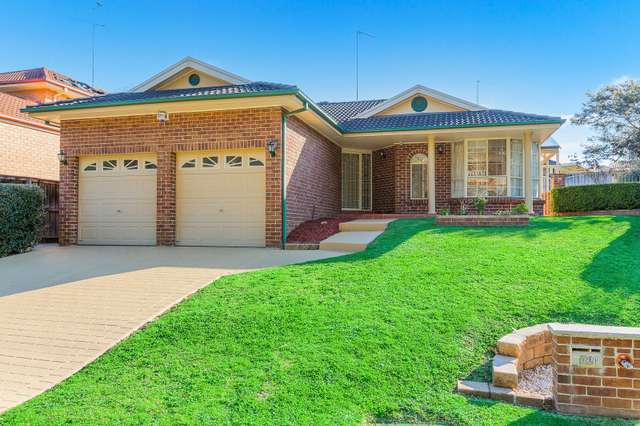 12 Farmer Circuit, Beaumont Hills NSW 2155