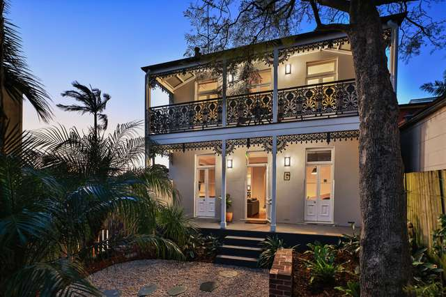 6 David Street, Forest Lodge NSW 2037