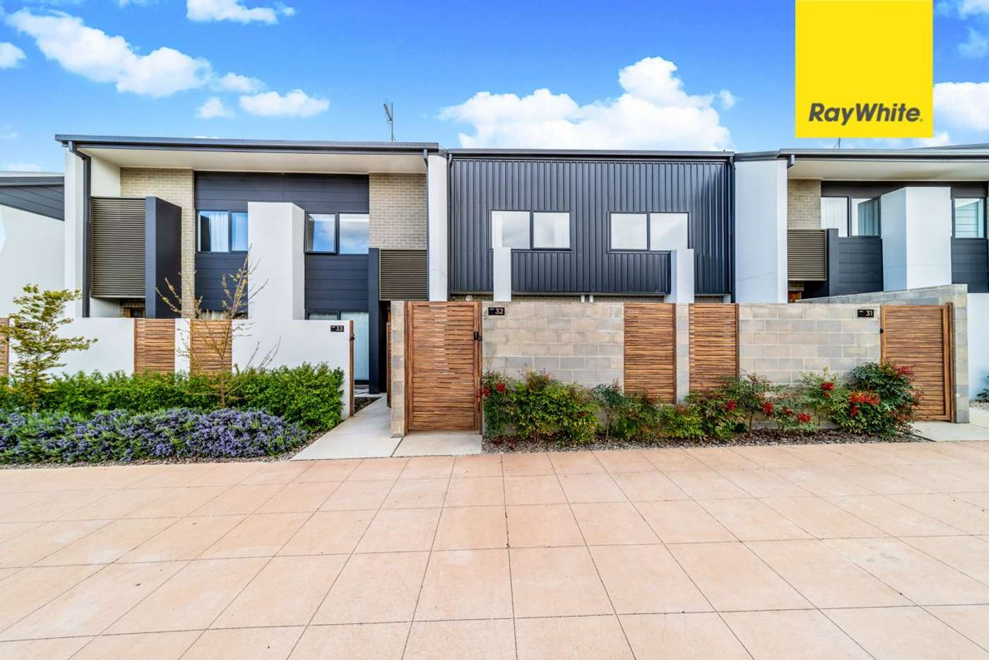 Main view of Homely townhouse listing, 32/76 Stockman Avenue, Lawson ACT 2617
