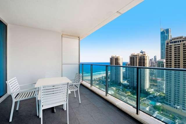 """22206/6 Orchid Avenue """"Hilton"""", Surfers Paradise QLD 4217"""