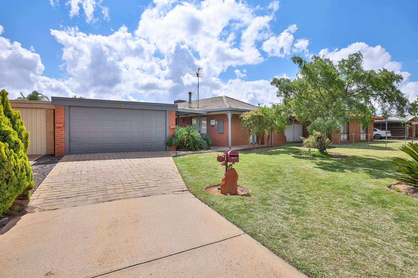 Main view of Homely house listing, 9 Etherington Drive, Mildura VIC 3500