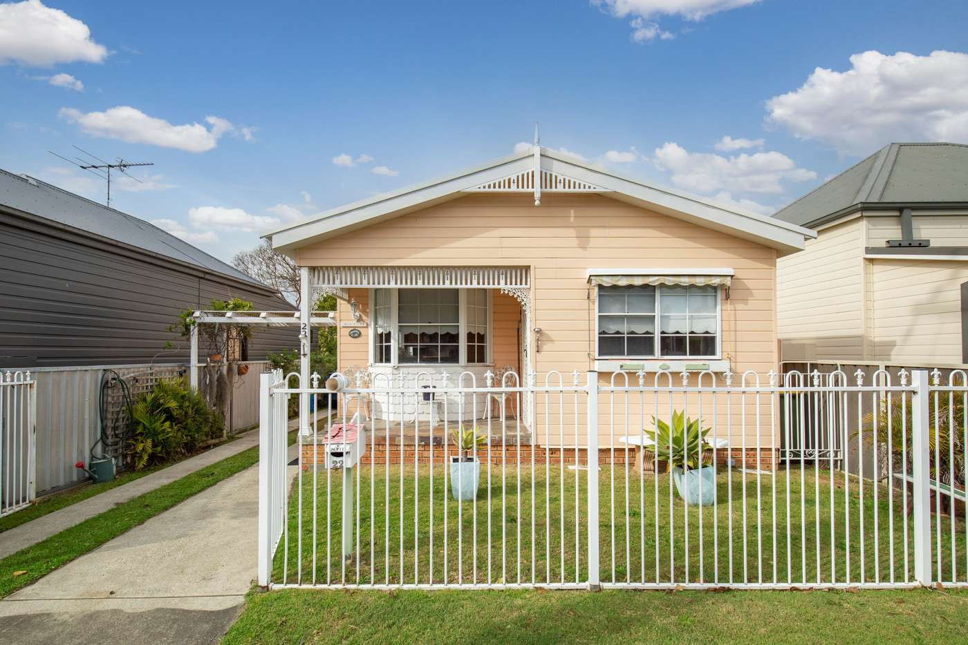 Main view of Homely house listing, 22 Forbes Street, Carrington NSW 2294