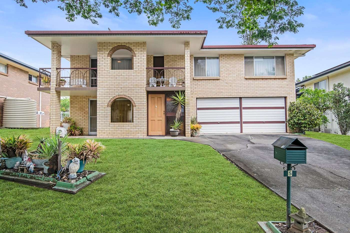 Main view of Homely house listing, 5 Melon Street, Mansfield QLD 4122