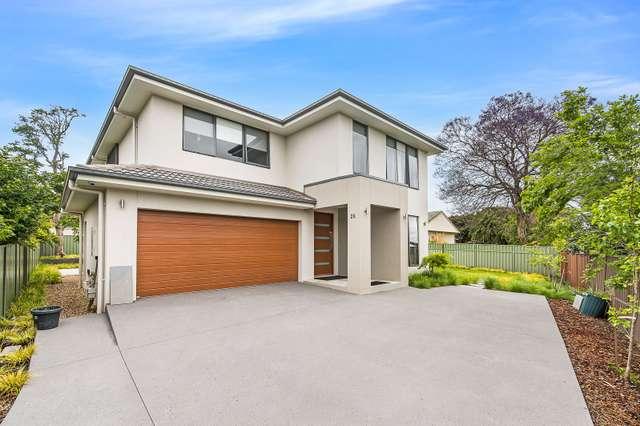 26 Kenneth Avenue, Baulkham Hills NSW 2153