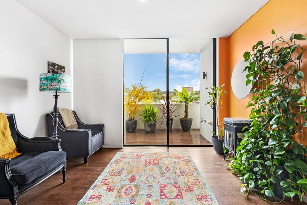 Second view of Homely apartment listing, 305/123-129 Wyndham Street, Alexandria NSW 2015