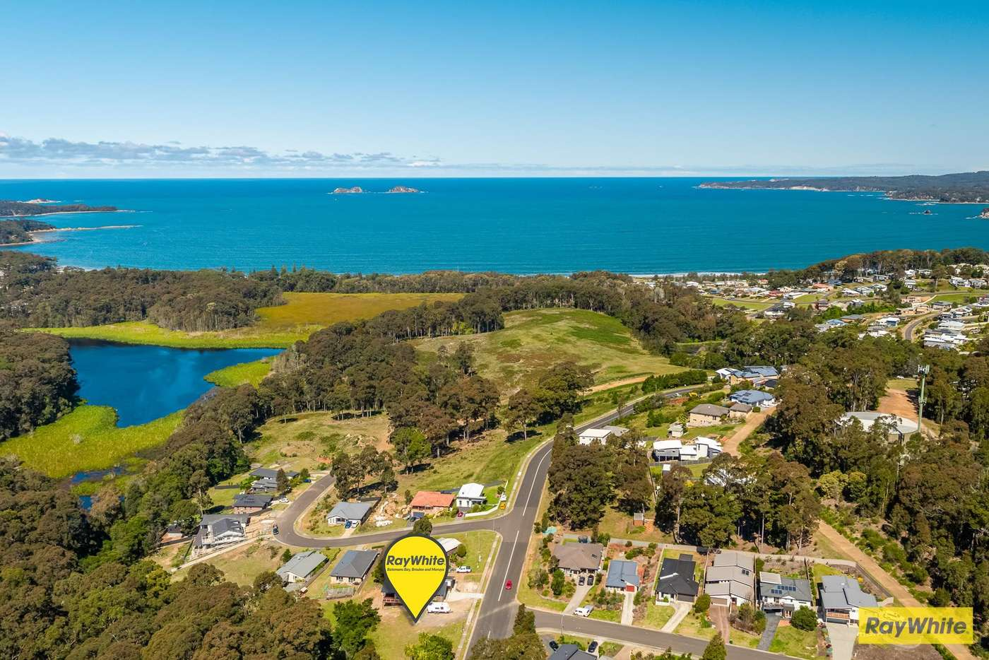 Main view of Homely residentialLand listing, 119 Blairs Road, Long Beach NSW 2536