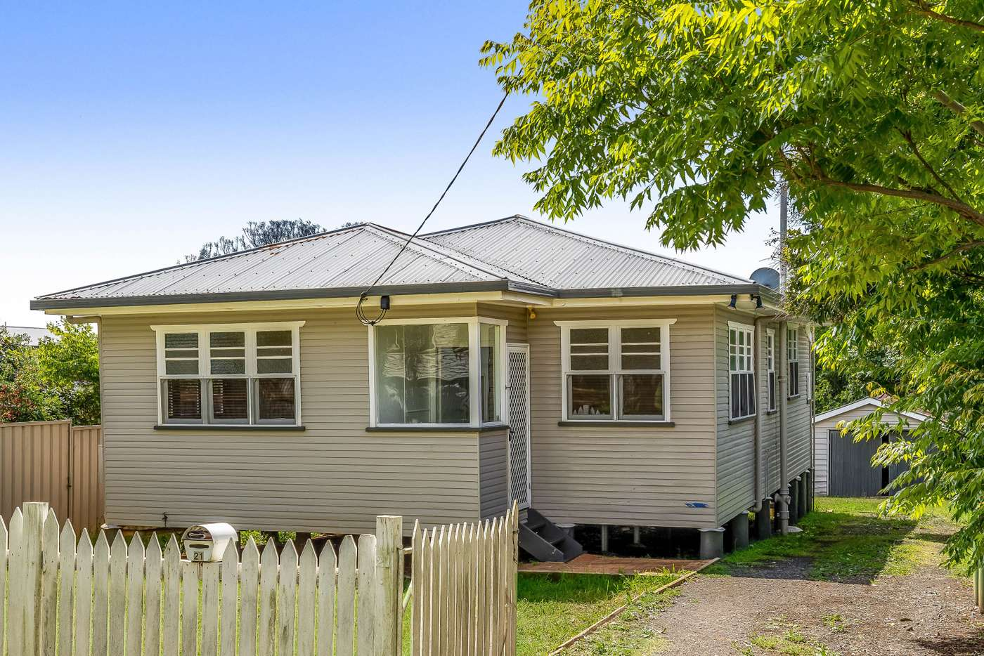 Main view of Homely house listing, 21 Park Street, Wilsonton QLD 4350
