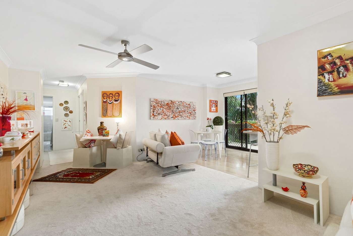 Main view of Homely apartment listing, 2/18 Bott Street, Ashgrove QLD 4060