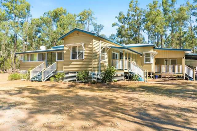 344 Goebels Road, Mount Forbes QLD 4340