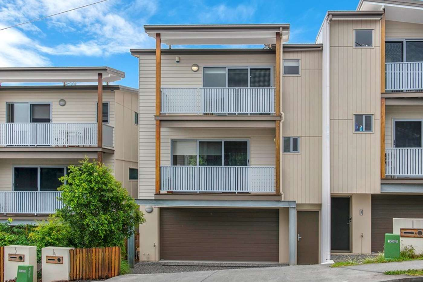 Main view of Homely house listing, 1A Greene Street, Newmarket QLD 4051