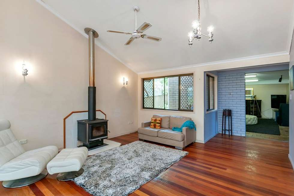Fifth view of Homely house listing, 166 Fort Road, Oxley QLD 4075