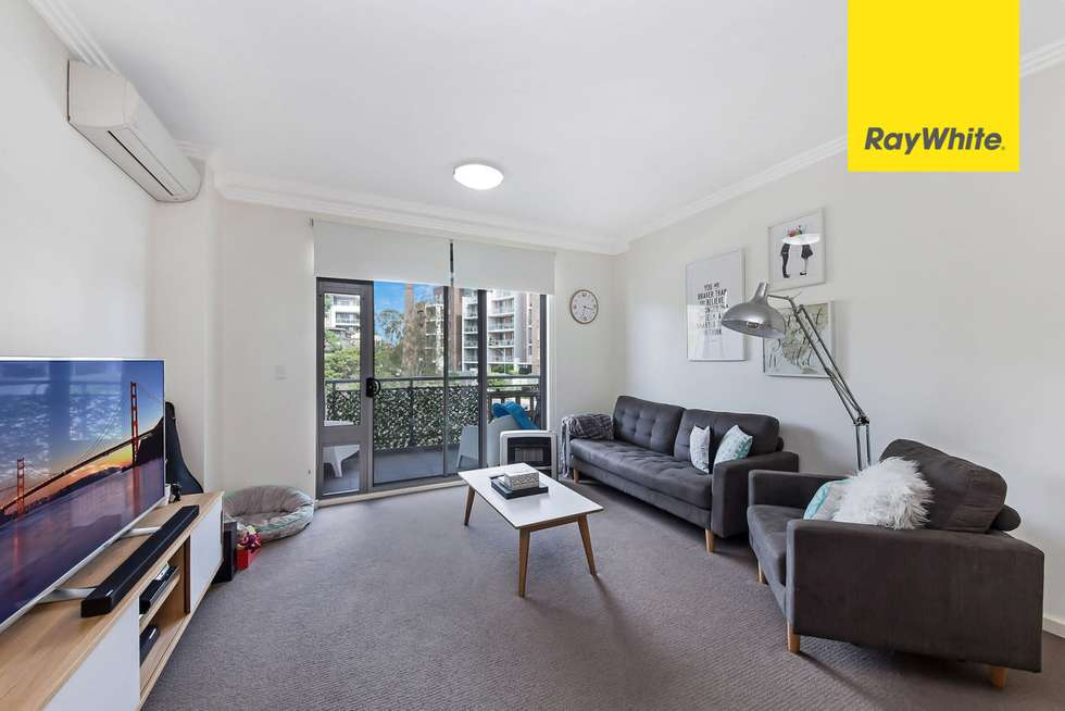 Second view of Homely apartment listing, 12/23-27 Dressler Court, Merrylands NSW 2160