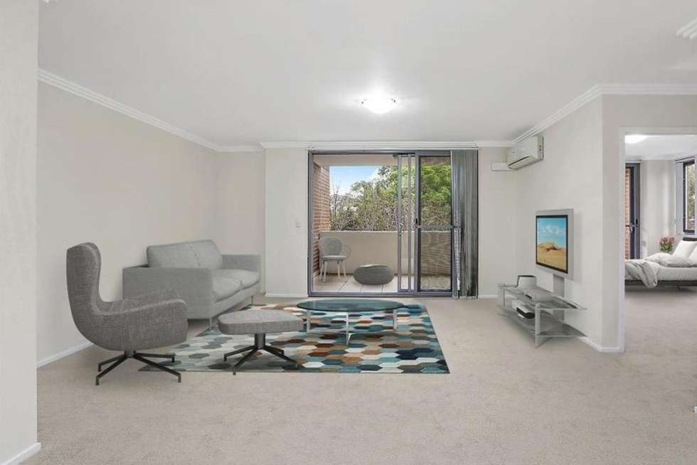 Second view of Homely apartment listing, 5/4-10 Benedict Court, Holroyd NSW 2142