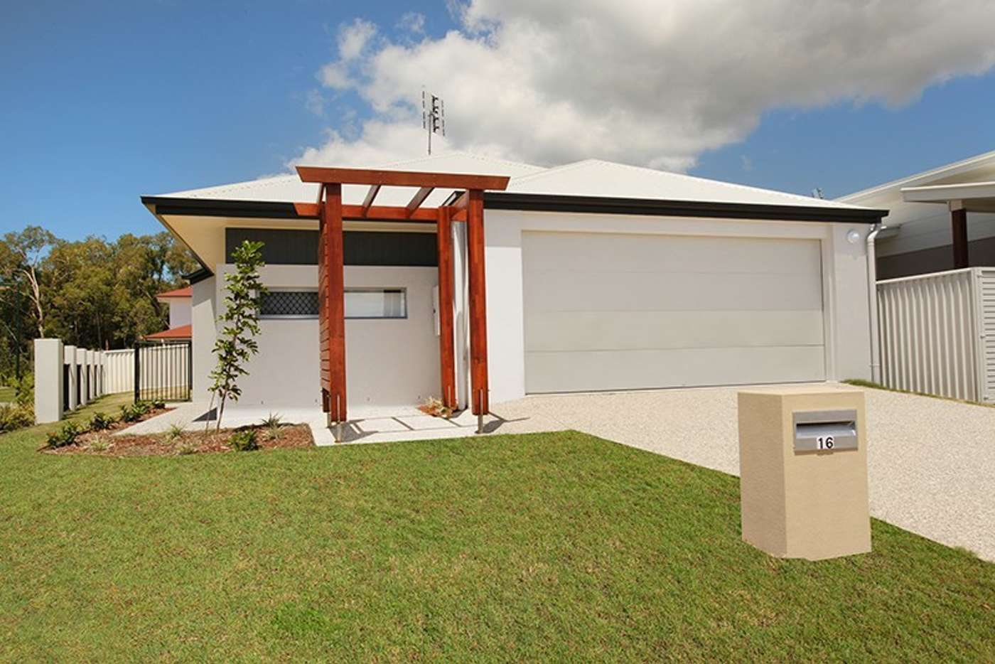 Main view of Homely house listing, 16 Burdekin Place, Pelican Waters QLD 4551