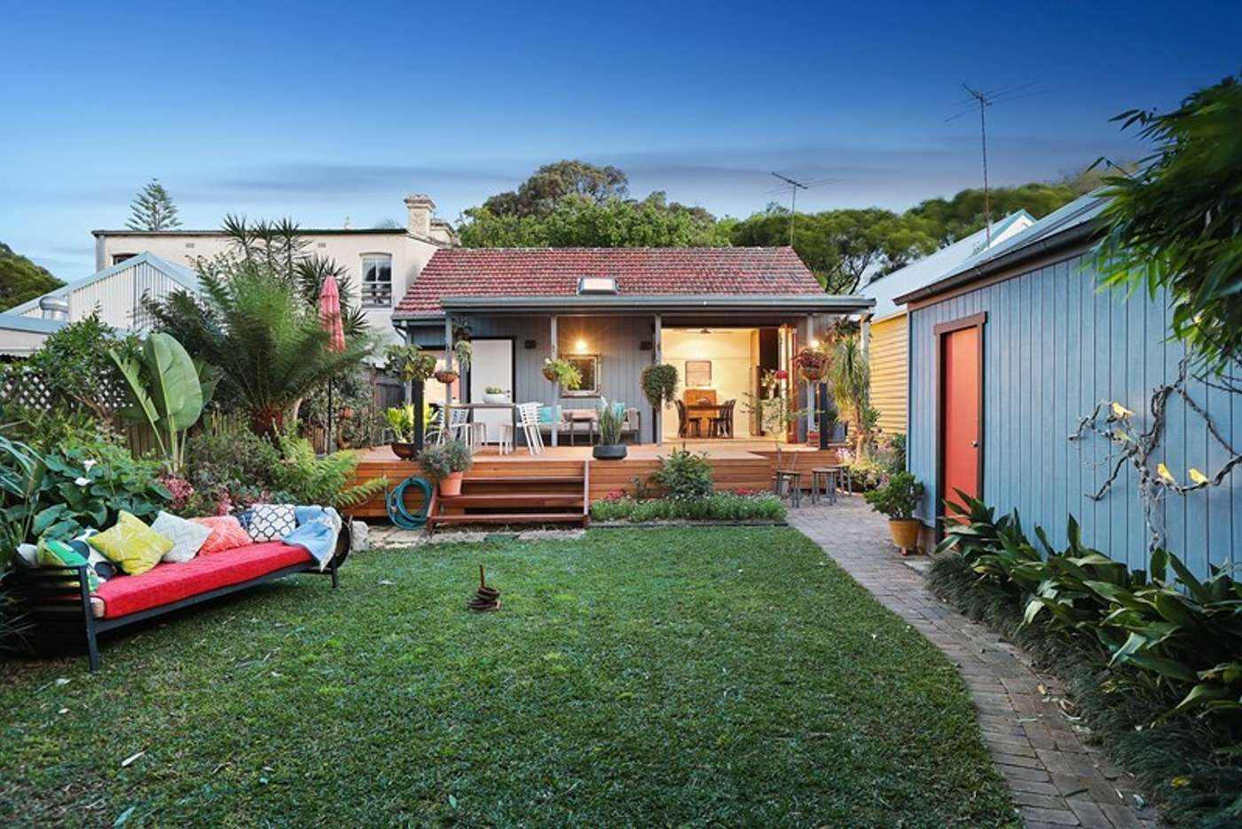 Main view of Homely house listing, 9 St Peters Street, St Peters NSW 2044
