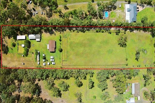 154 East Wilchard Road, Castlereagh NSW 2749