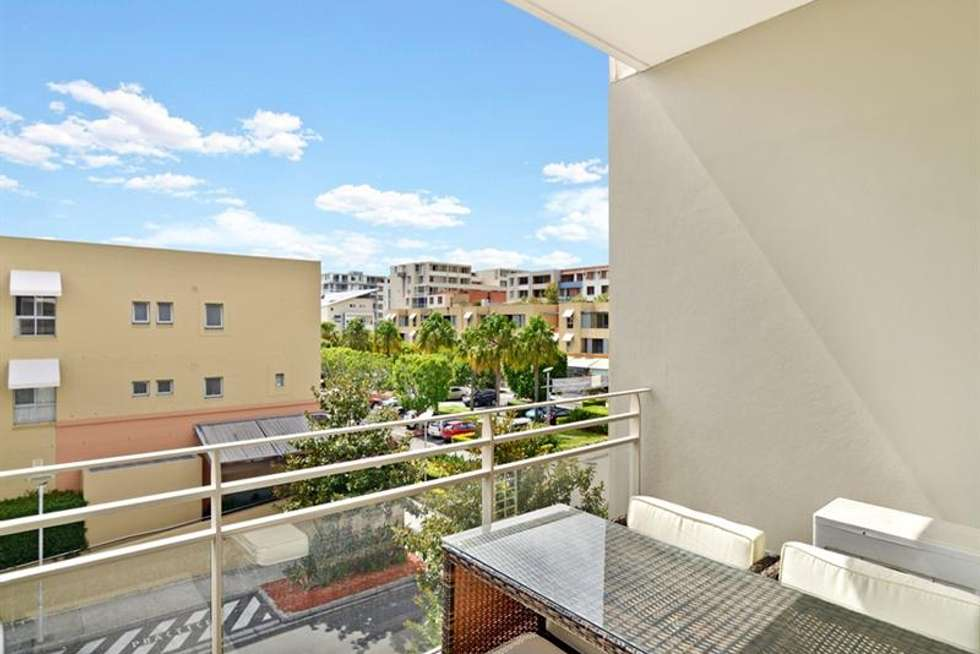 Third view of Homely apartment listing, 314/1 The Piazza, Wentworth Point NSW 2127
