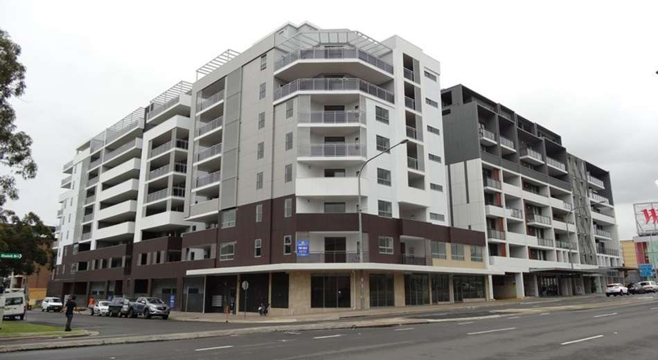 Lot 77/75and32 Elizabeth Drive and Castlereagh Street