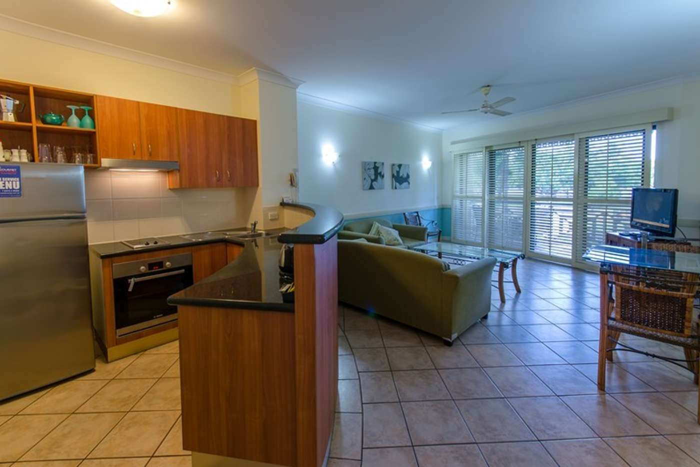 Main view of Homely unit listing, 23/233 Esplanade, Cairns North QLD 4870