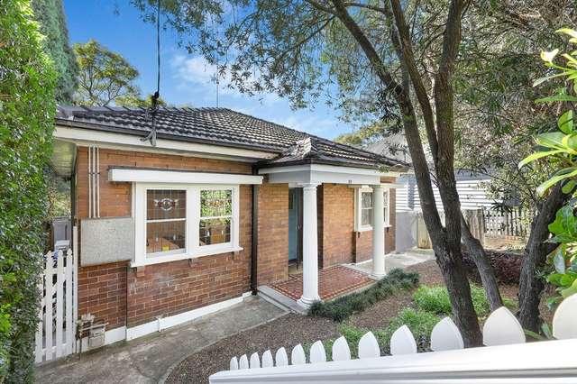 83 Hampden Road, Artarmon NSW 2064