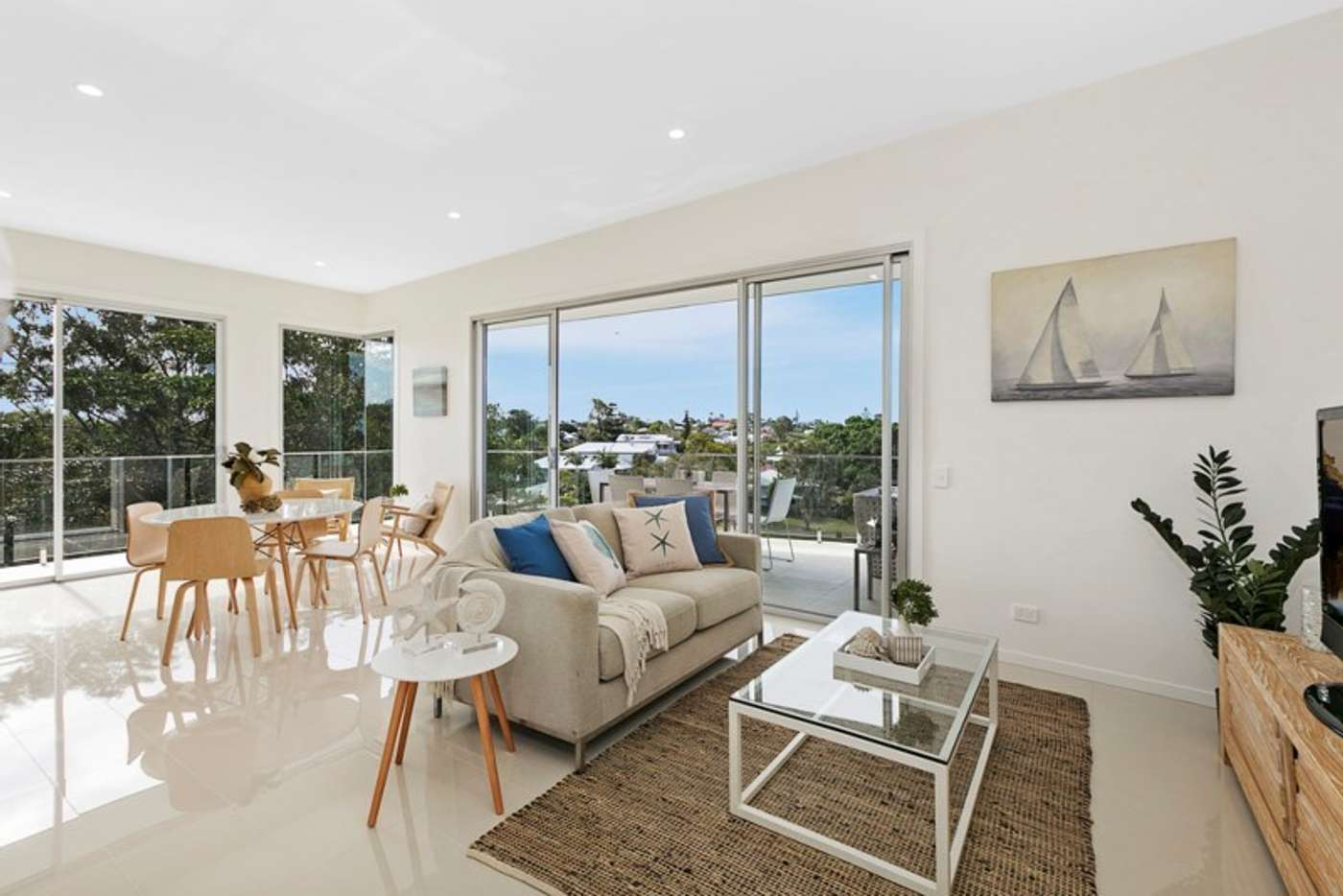 Main view of Homely apartment listing, 21/22 Bay Terrace, Wynnum QLD 4178