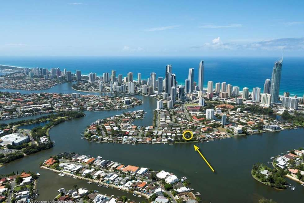 Second view of Homely house listing, 9 Sunset Boulevard, Surfers Paradise QLD 4217
