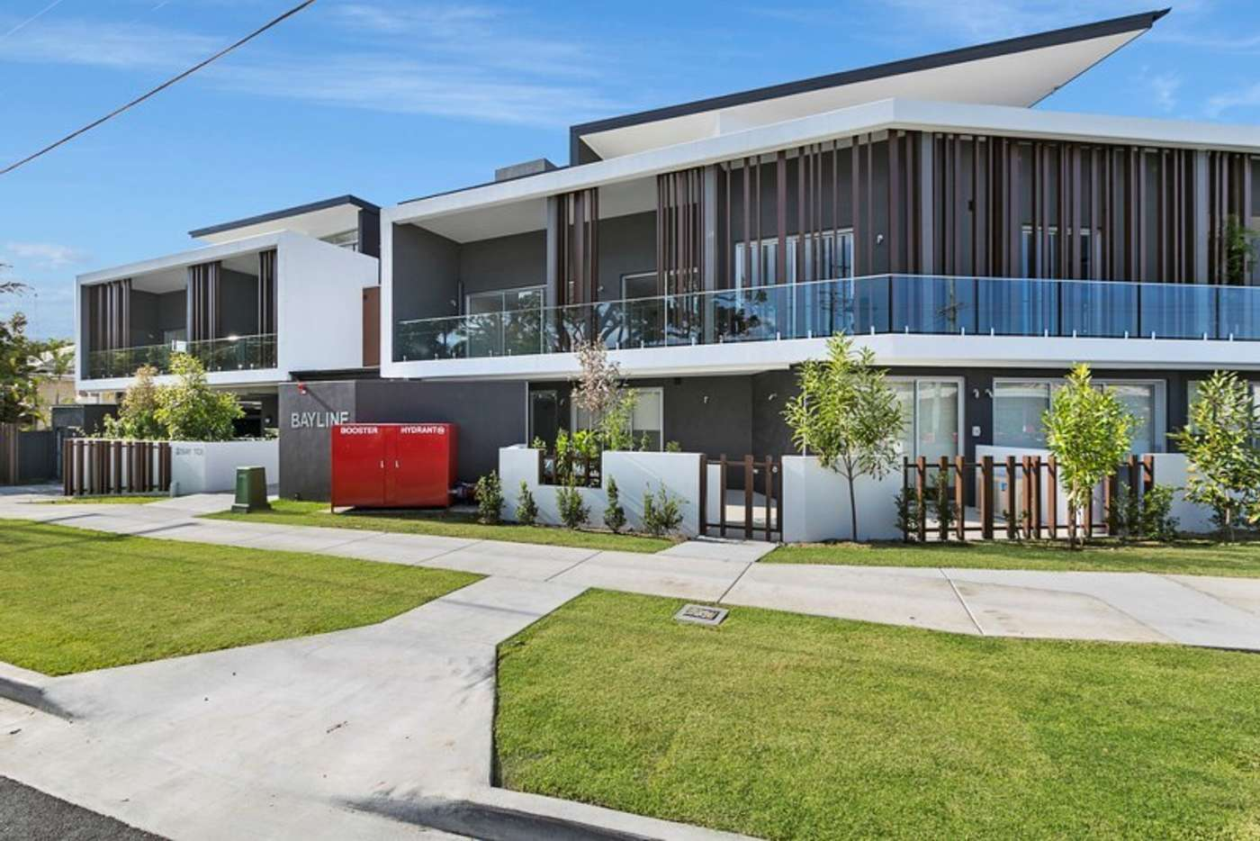 Main view of Homely apartment listing, 12/22 Bay Terrace, Wynnum QLD 4178