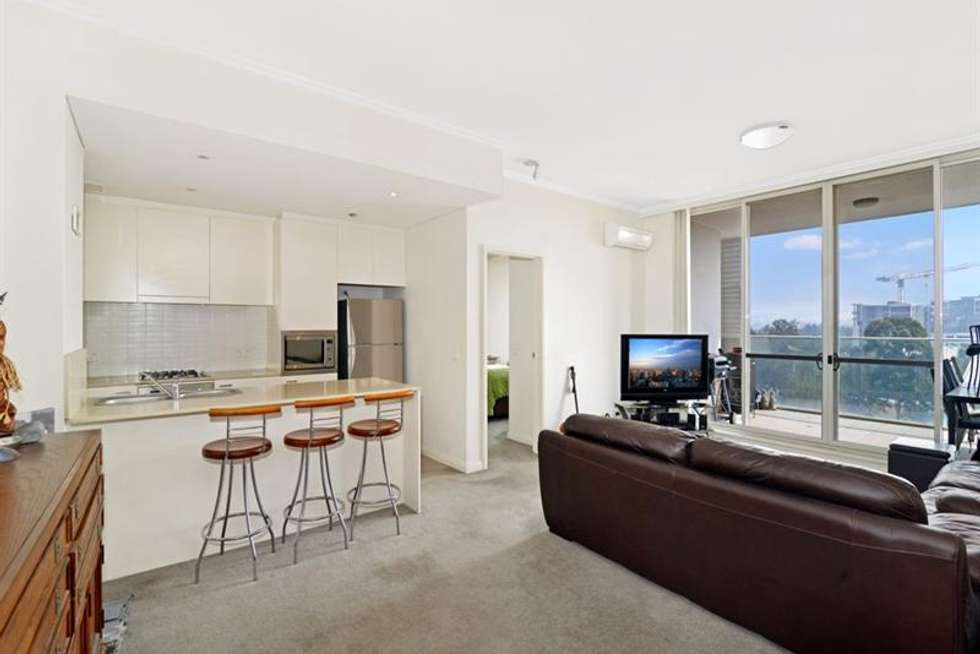 Second view of Homely apartment listing, 507/6 Nuvolari Place, Wentworth Point NSW 2127