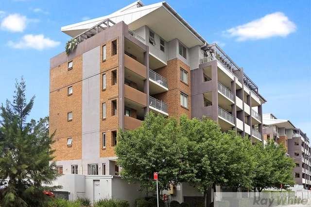 14/4-10 Benedict Court, Holroyd NSW 2142