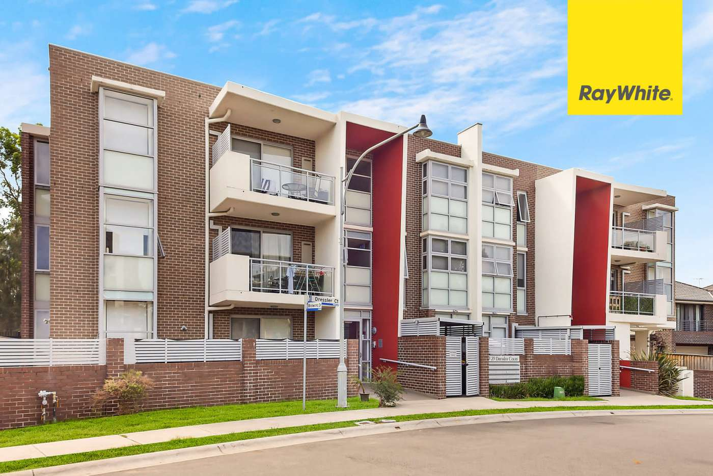 Main view of Homely apartment listing, 12/23-27 Dressler Court, Merrylands NSW 2160